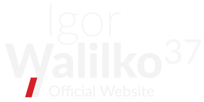 Igor Walilko #37 - Official Website