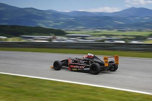 Red Bull Ring: Race 2 and 3